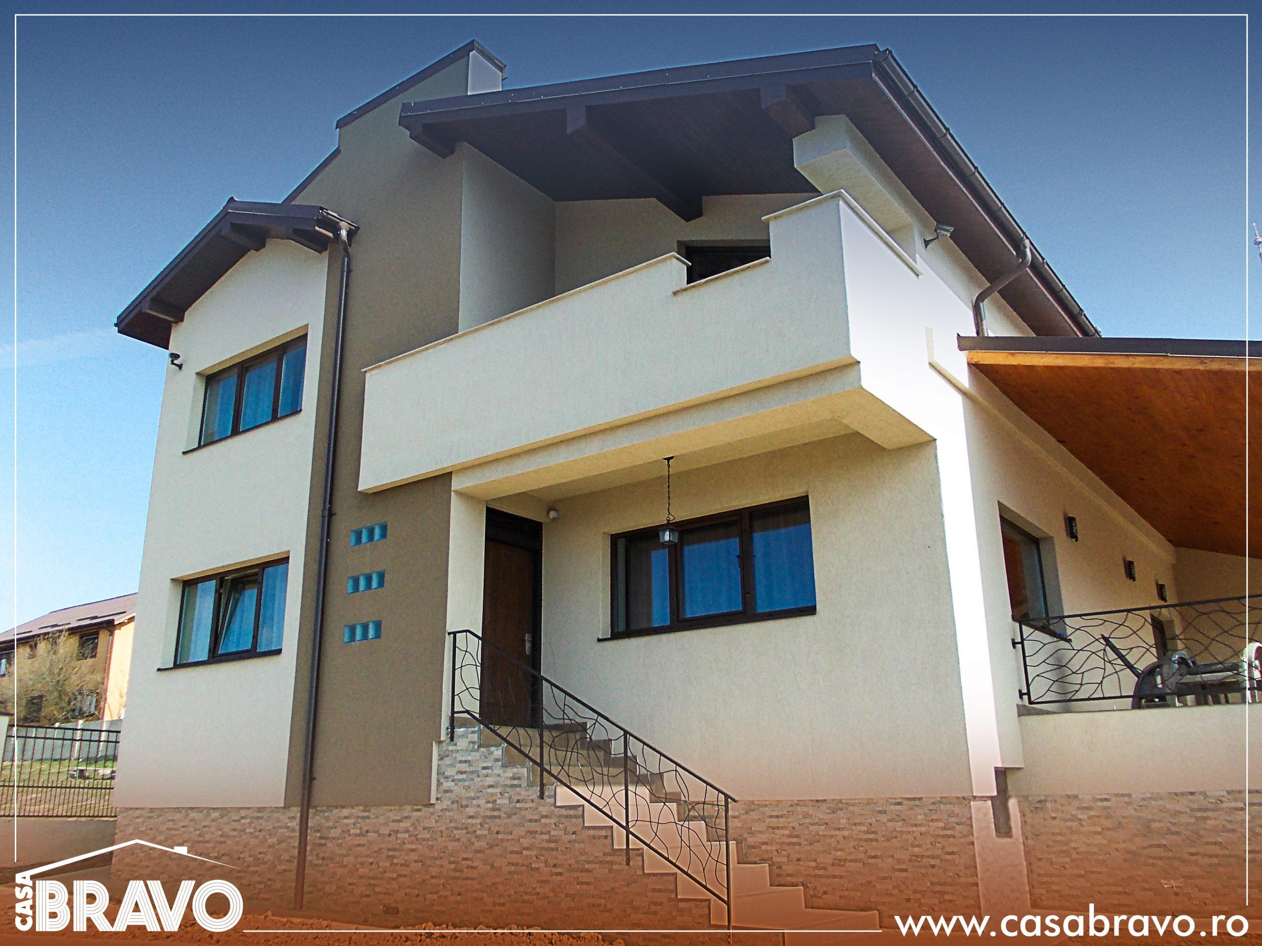 Casa Bravo - Progopo | Piatra naturala Craiova